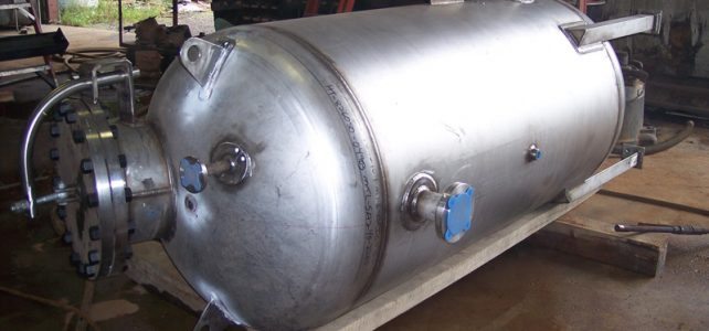 ASME Alloy Tanks & Nickel Alloy Tanks