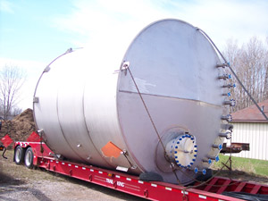 API 650 Storage Tanks